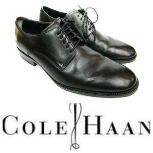 Cole Haan Williams Plain II Oxfords Black Sz 8M